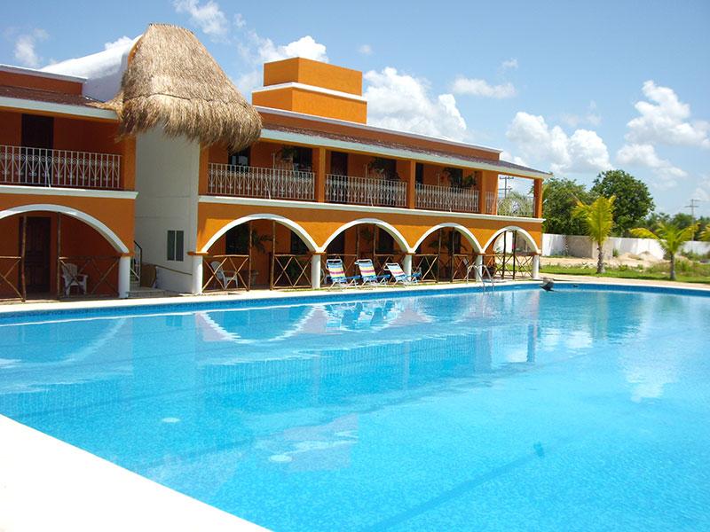 Hacienda campestre chetumal for Hoteles de diseno en paris